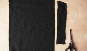 KROK II - Przygotowanie wykroju torby