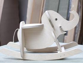 Poznaj prosty sposób na wykonanie  słonia na biegunach – diy
